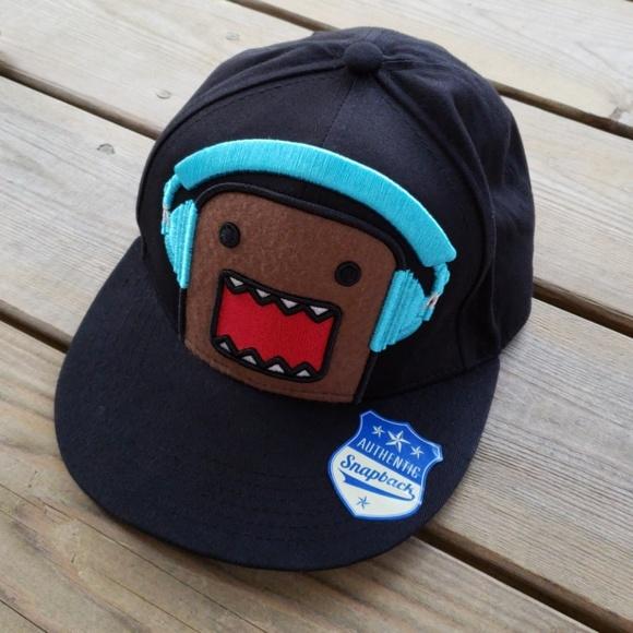 b2b0ff6d6e412 Domo Other - SALE Adjustable Music Domo DJ Snapback Hat